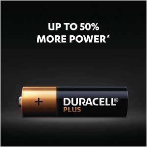 Duracell Ultra Power AA Pack 12