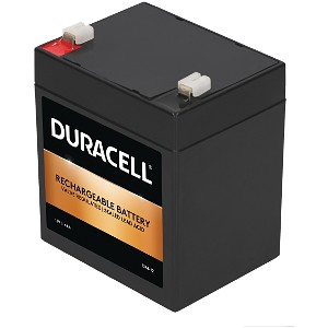 Duracell 12V 4Ah VRLA Security Battery