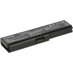 Satellite C655-S5342 Batteri (6 Cells)