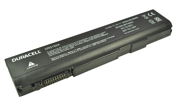 Satellite Pro S500-10E Batteri (6 Cells)