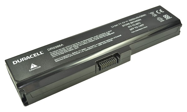Satellite L655-S5191 Batteri (6 Cells)