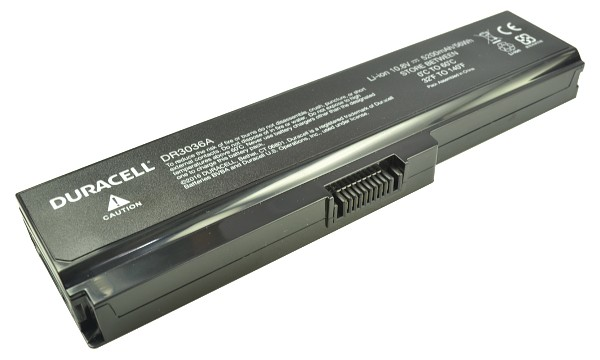 Satellite C650-19T Batteri (6 Cells)