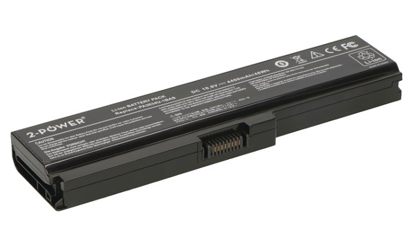Satellite Pro C660-2F7 Batteri (6 Cells)