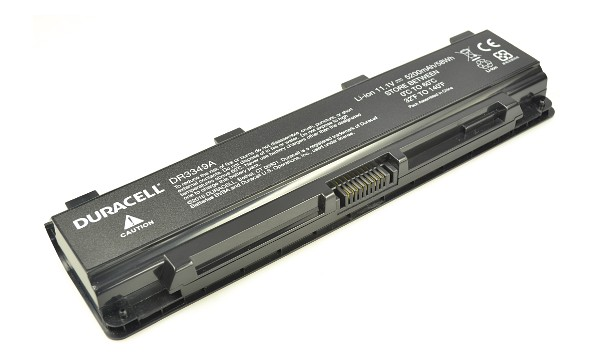 Satellite C855-181 Batteri (6 Cells)