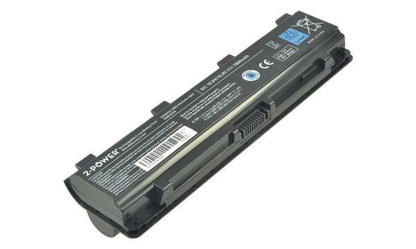 Satellite C870-1FX Batteri (9 Cells)