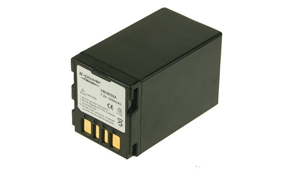 GZ-MG70 Batteri (8 Cells)