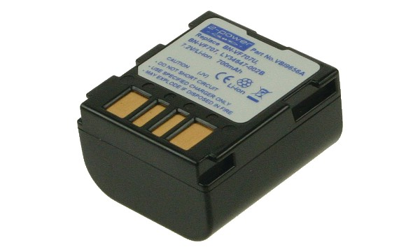 GR-DF540 Batteri (2 Cells)
